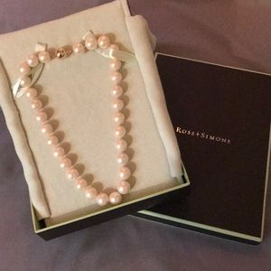 Ross-Simons large pearl necklace